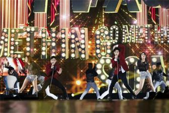 风雨无阻!K-POP王者东方神起中国澳门公演圆满结束