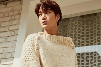 EXO成员KAI义务拍摄《BigIssue》,达成史上最大销量纪录